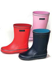 Ocean Natural Rubber Wellies