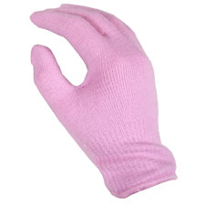 Pink Thermal Inner Gloves