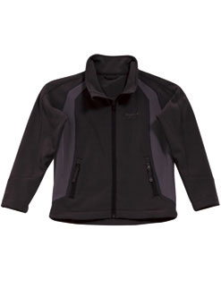 Regatta Softshell in Black/Seal Grey