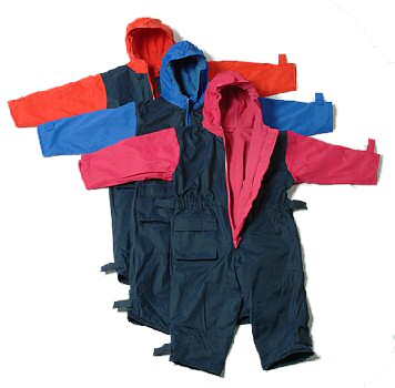 Child Style Warm & Dry Suit