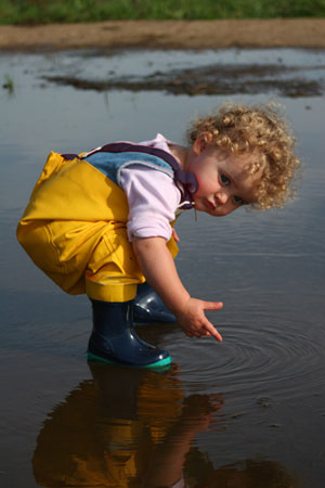 Kids Waders From Waterproof World