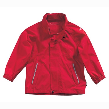 Flame Red Packaway Jacket