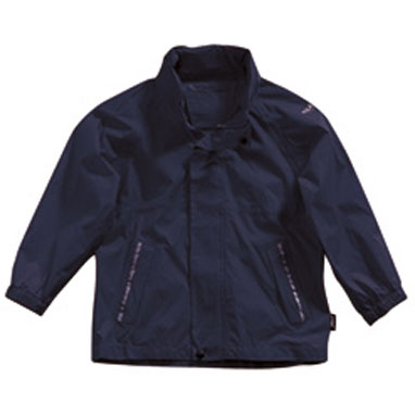 Midnight Blue Packaway Jacket