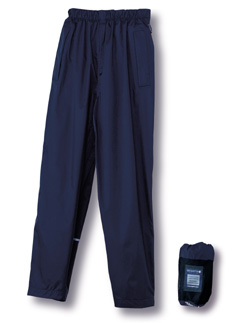 Midnight Blue Waterproof Breathable Trousers