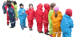 Image result for waterproof clothing for kids