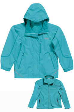 Regatta Mystic Dream Girls Jacket