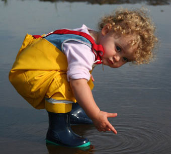 Waterproofs for Toddlers