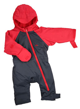Infant Style Warm & Dry Suit