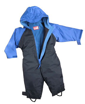 Toddler Style Warm & Dry Suit