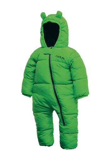 Dare 2b Bugaloo Babies Snow Suit in Fairway Green