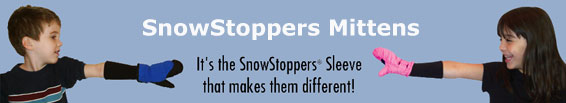 Snowstoppers Mittens