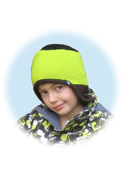 Trespass Boof Boys Beanie Hat
